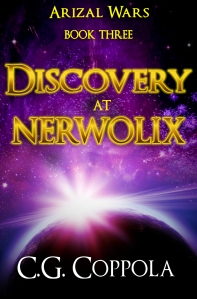 DISCOVERY AT NERWOLIX- VS2 - 2000